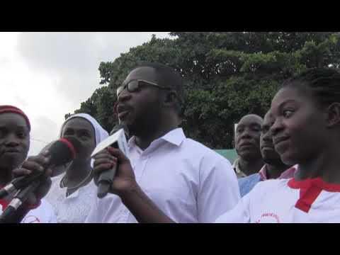 COTE D'IVOIRE: CÉRÉMONIE INVESTITURE info flash