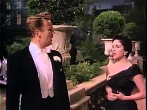 Последний раз когда я видел Париж ( 1954 ) Элизабет тейлор (видео)