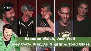Brendon Walsh, Josh Wolf, Joey CoCo Diaz, Ari Shaffir & Todd Glass | Getting Doug with High