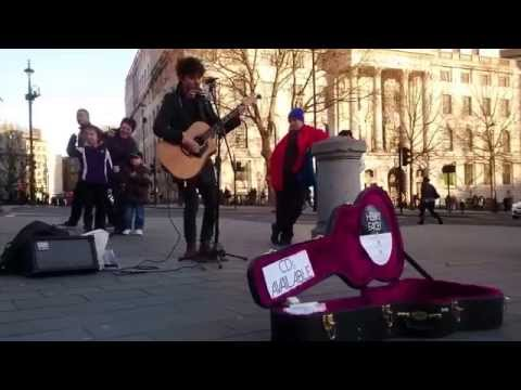 Henry Facey: Bob Dylan, Knocking on Heavens Door - busk ...