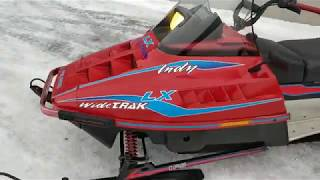 2. Polaris WideTrak LX 500