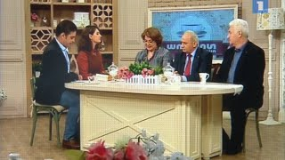 Kemal Yalcin and Karine Kocharyan's interview on Armenian National TV Network