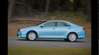 Real World Test Drive 2012 Camry Hybrid