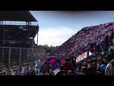 San Lorenzo 3- Boca 0. Mirala que linda viene, mirala que linda va♪ - La Gloriosa Butteler - San Lorenzo