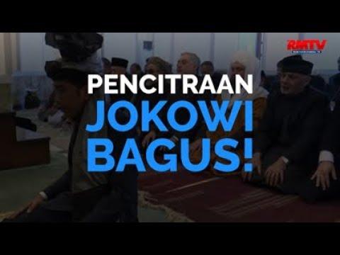 Pencitraan Jokowi Bagus!