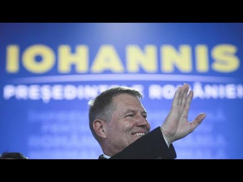 Ρουμανία: Επανεξελέγη ο Κλάους Γιοχάνις