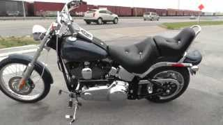 9. 2008 Harley-Davidson Softail Custom FXSTC - Used Motorcycle For Sale
