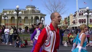 Walt Disney World's Celebrate A Dream Come True Parade in Magic Kingdom