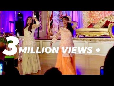 Laung Laachi, Dilbar, Deewani Mastani | Indian Wedding Dance Performance 2018