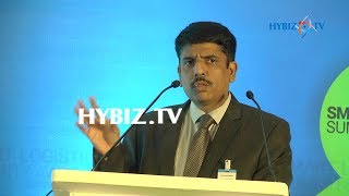 Satish Lakkaraju, Chief commercial officer Agility logistics, Smart Logistics Summit and Awards 2017► Watch More Business Videos at Indias Leading online business channel http://www.hybiz.tv► Like us on Facebook:  http://www.facebook.com/hybiz► Watch More Videos on http://www.youtube.com/hybiztv► Subscribe to HYBIZTV Channel:  goo.gl/EEXqfu
