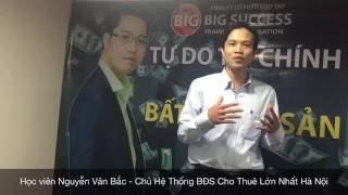 Học Viên - Nguyễn Văn Bắc