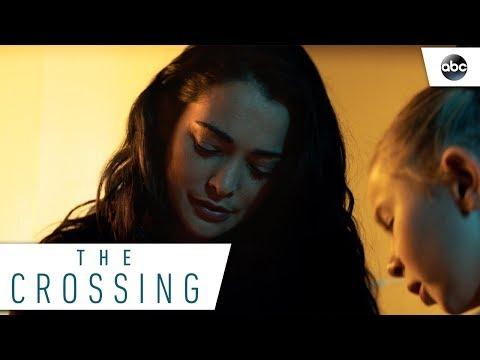 Reece & Leah  – The Crossing Season 1 Episode 5