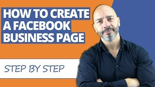 Video How to create a Facebook business page - step by step instructions MP3, 3GP, MP4, WEBM, AVI, FLV Oktober 2018