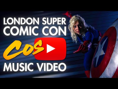 cosplay - Its the first Con of 2013 over in the UK and we couldn't resist the chance to bring the FlyCam out and get some of the amazing cosplayers on film. Filmed ove...