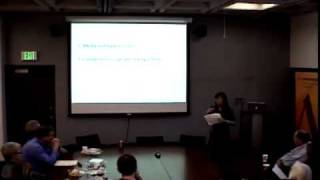 Annenberg Research Seminar - Yu Hong