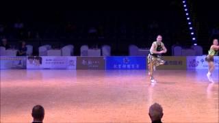 Anna Miadzielec & Jacek Tarczylo - World Dance Sport Games 2013