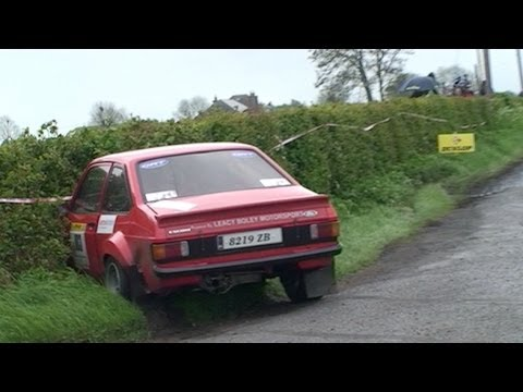 Carlow Stages Rally 2014 (Ryan Rally Videos)