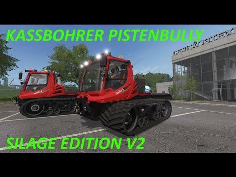 Kassbohrer Pistenbully Silage Edition v2