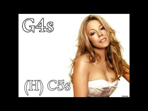 Mariah Carey: 'Make It Happen' (C3 - G5)