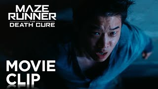 "VIDEO: MAZE RUNNER: THE DEATH CURE – ""In the Maze"" Clip"