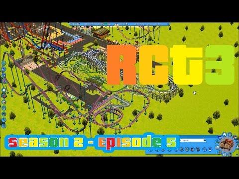 RCT3 Platinum - The Next Big Theme Park - Season 2 - Episode 5