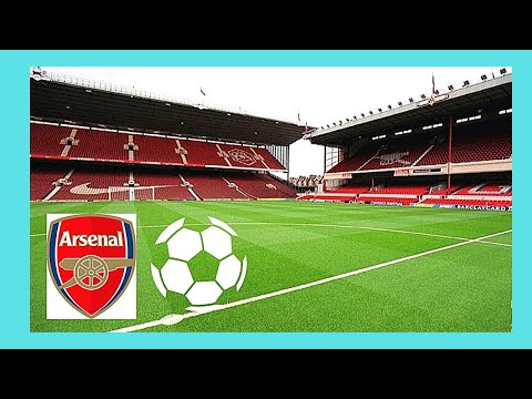LONDON: EXPLORING ARSENAL'S Old Football STADIUM At HIGHBURY, A Tour