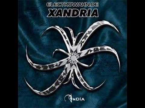 XANDRIA - In Love With The Darkness (audio)