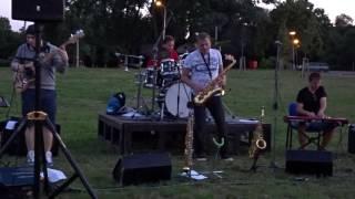 Video Ekström kvartett - Naturally blues (Breclav live 2016)