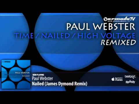 Paul Webster - Nailed (James Dymond Remix)