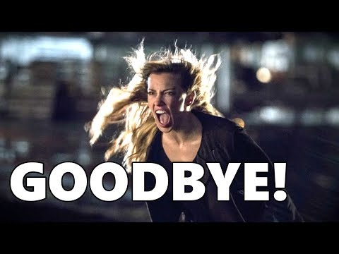 Is Katie Cassidy Leaving Arrow? Black Siren Moving To Earth-2