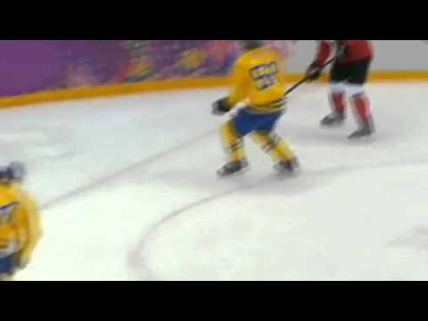 CANADA VS SWEDEN 3-0 2014 OLYMPICS GOLD MEDAL GAME SOCHI MEN'S ICEHOCKEY 2/23/14