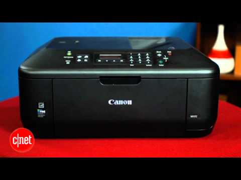 First Look: Canon's sensible All-in-One printer