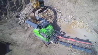 Crushintons new EvoQuip Bison 120 Jaw Crusher