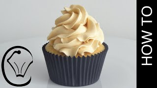 Video How To Make Thick Stable Caramel Swiss Meringue Buttercream by Cupcake Savvy's Kitchen MP3, 3GP, MP4, WEBM, AVI, FLV Desember 2018