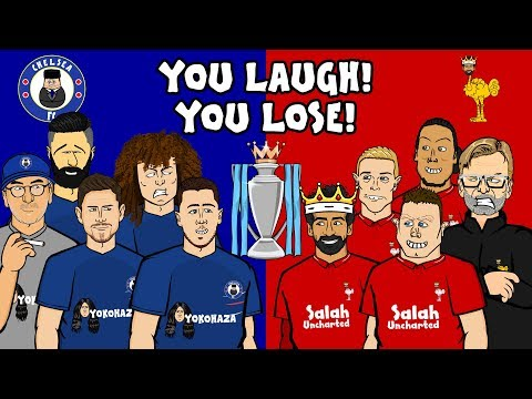 🤣CHELSEA Vs LIVERPOOL - You Laugh You Lose!🤣 (Preview 2018 1-1 Sturridge Hazard)