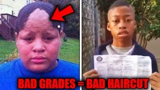 Video Top 5 Funniest KID PUNISHMENTS BY PARENTS! MP3, 3GP, MP4, WEBM, AVI, FLV Agustus 2018
