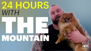 Video 24 Hours With The Mountain MP3, 3GP, MP4, WEBM, AVI, FLV November 2018