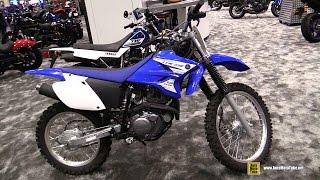 8. 2016 Yamaha TTR230 - Walkaround - 2015 AIMExpo Orlando
