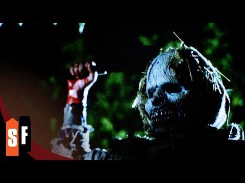 Scarecrows Official Trailer #1 (1988) HD