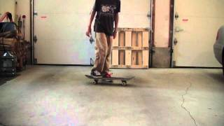 Cool Beginner Skateboarding Tricks - YouTube