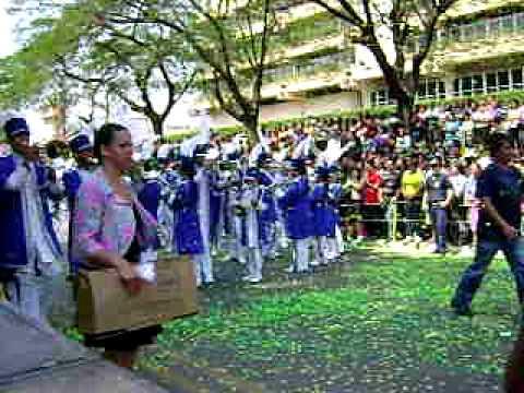 Desfile 7 de setembro-Fanfarra de Santana de Parnaiba