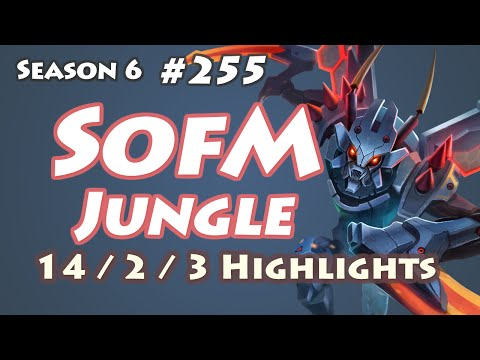 GFL SofM - Kha'Zix Jungle - KR LOL SoloQ Highlights thumbnail