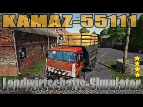 KamAZ-55111 Savok v2.0
