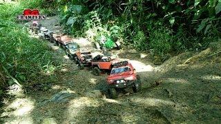Video Mudding! Mud SPA! 10 trucks mud terrain Trail finder 2 Axial wraith scx10 Jeep RC offroad adventures MP3, 3GP, MP4, WEBM, AVI, FLV Juni 2018