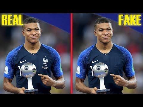 Quiz de Futebol - Consegue achar o erro no jogador ?