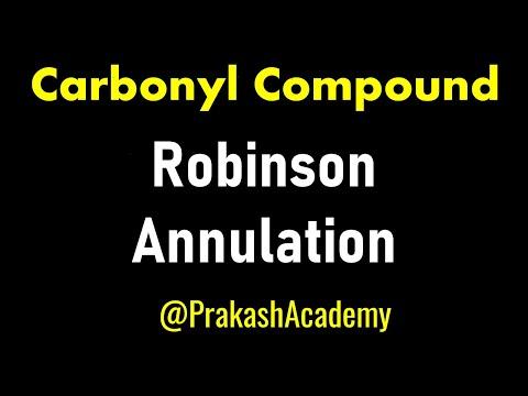 Organische Chemie: Carbonylverbindung: Robinson-Anellierung-Problem