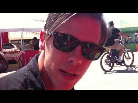 Pedal Magazine Interview: Chris Riekert on Euro Specialized Turbo Carbon Electric Bike