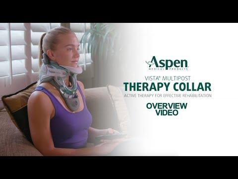 Đai Cổ Aspen Vista MultiPost Therapy Collar (trị liệu chủ động tật cúi khom cổ (FHP)
