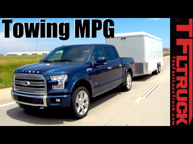 2016 ford f 150 limited 3 5l ecoboost v6 towing mpg review. Black Bedroom Furniture Sets. Home Design Ideas