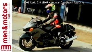 9. 2002 Suzuki GSX 1300R Hayabusa - Overview & Test Drive